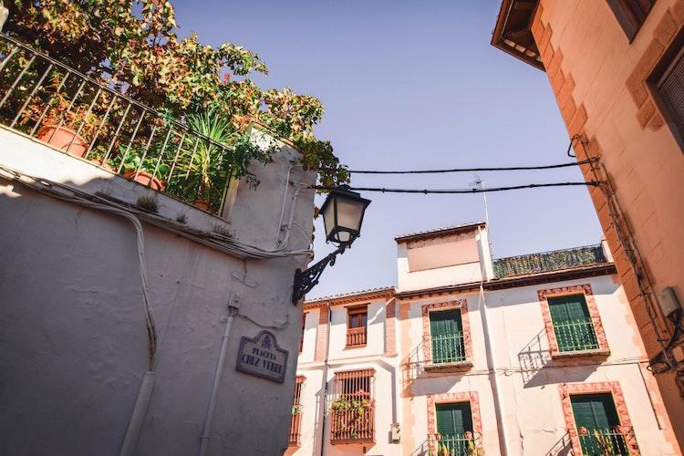 Huisjes in Spanje