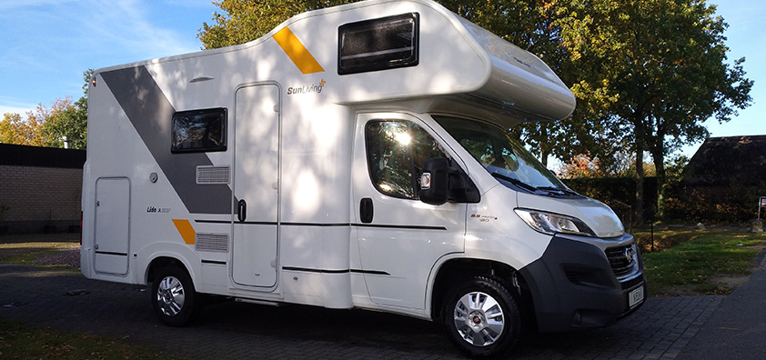 Adria Lido A 35 SP 1 | Camper Deluxe