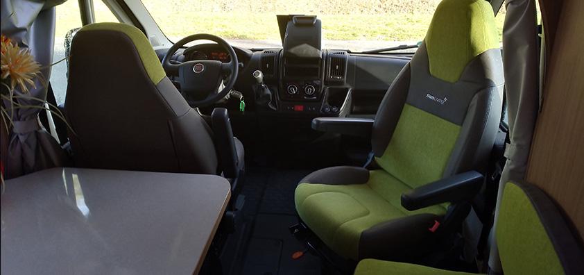 Adria Lido A 35 SP 15 | Camper Deluxe
