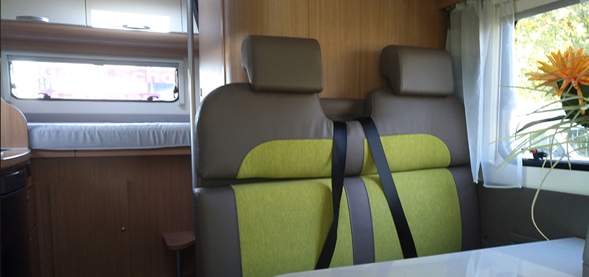 Adria Lido A 35 SP 18 | Camper Deluxe