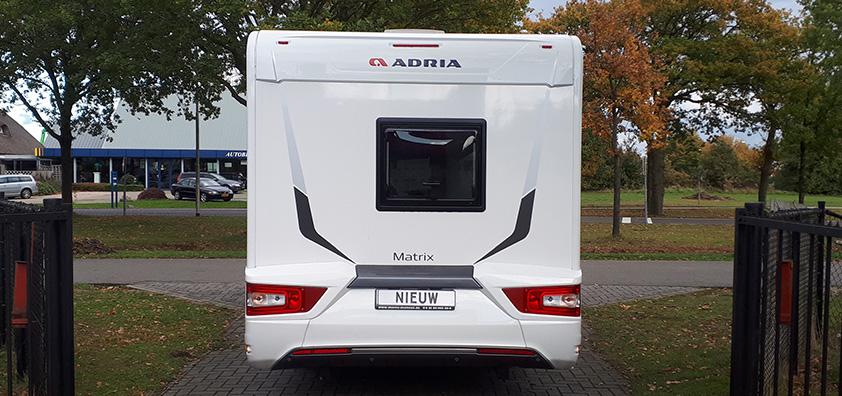 Adria Matrix Plus 670 SLT 4 | Camper Deluxe