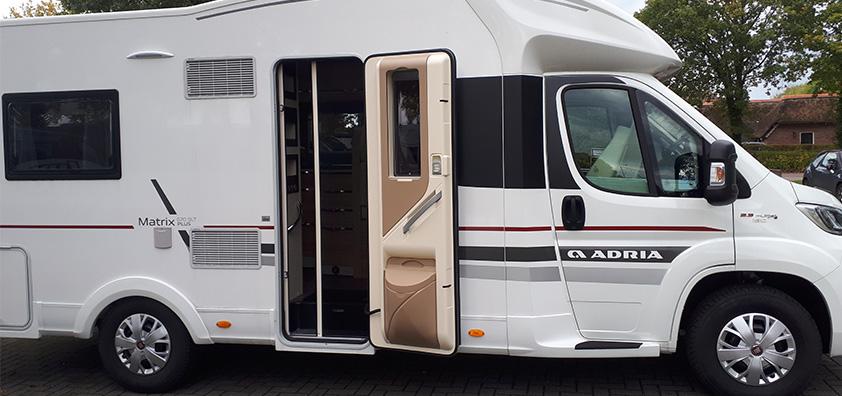 Adria Matrix Plus 670 SLT10 | Camper Deluxe