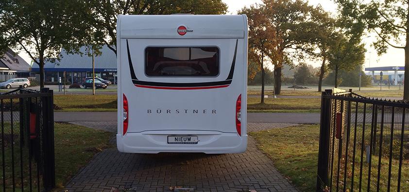 Burstner Lyseo T 744 8 1 | Camper Deluxe