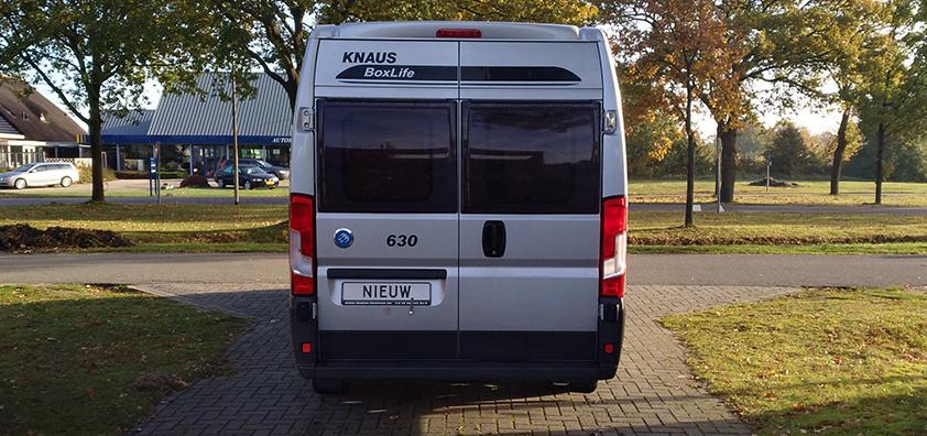 Knaus Boxlife 630 19   Camper Deluxe